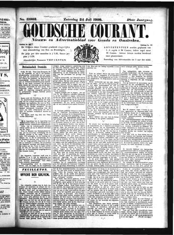 Goudsche Courant 1909-07-24