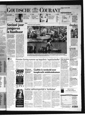 Goudsche Courant 2005-01-14