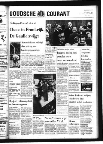 Goudsche Courant 1968-05-20