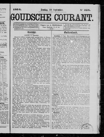 Goudsche Courant 1864-09-18