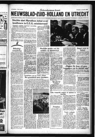 Schoonhovensche Courant 1963-12-11