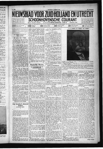 Schoonhovensche Courant 1931-01-19