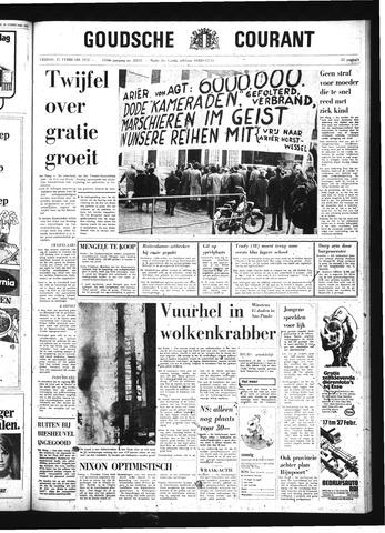 Goudsche Courant 1972-02-25