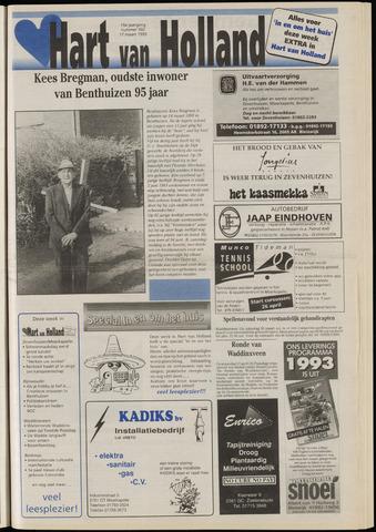 Hart van Holland 1993-03-17