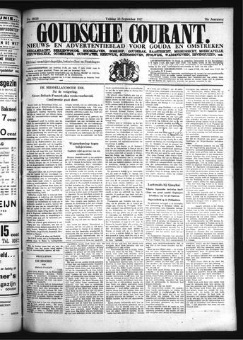Goudsche Courant 1937-09-10