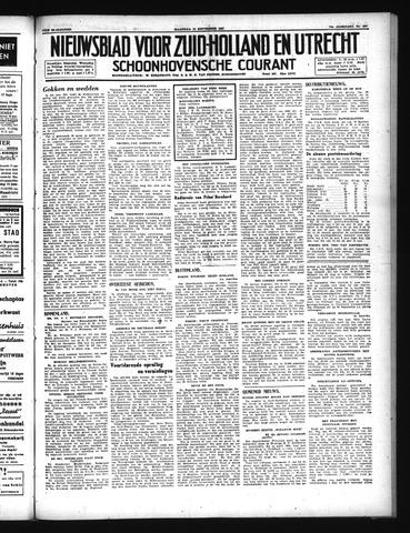 Schoonhovensche Courant 1947-09-15