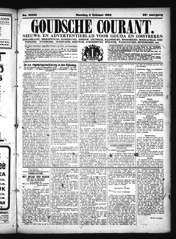 Goudsche Courant 1923-10-02