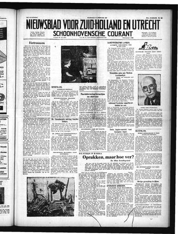 Schoonhovensche Courant 1951-02-21