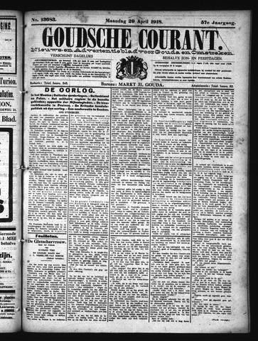 Goudsche Courant 1918-04-29