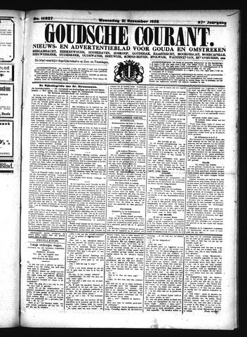 Goudsche Courant 1928-11-21