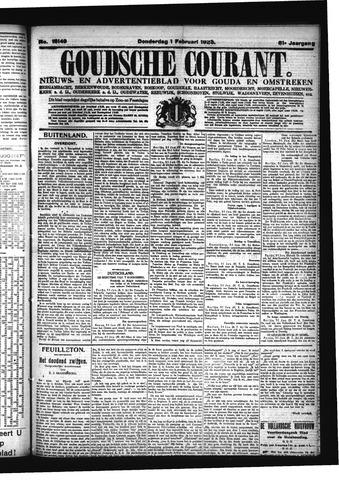 Goudsche Courant 1923-02-01