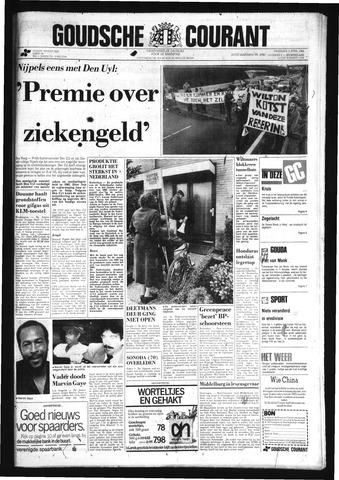 Goudsche Courant 1984-04-02