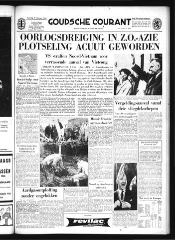 Goudsche Courant 1965-02-08