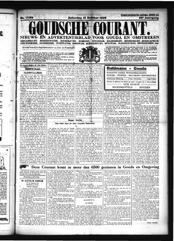 Goudsche Courant 1929-10-12
