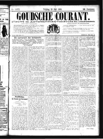Goudsche Courant 1920-07-23