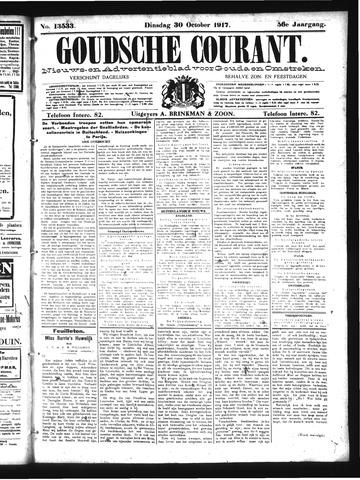 Goudsche Courant 1917-10-30