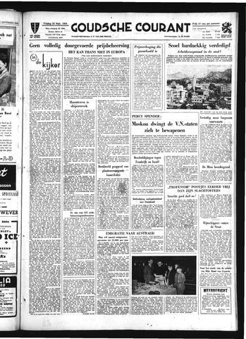 Goudsche Courant 1950-09-22