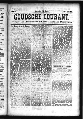 Goudsche Courant 1887-03-23