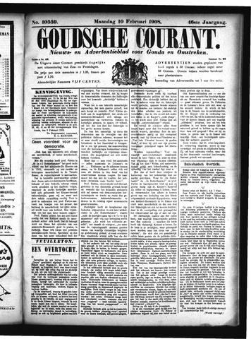 Goudsche Courant 1908-02-10