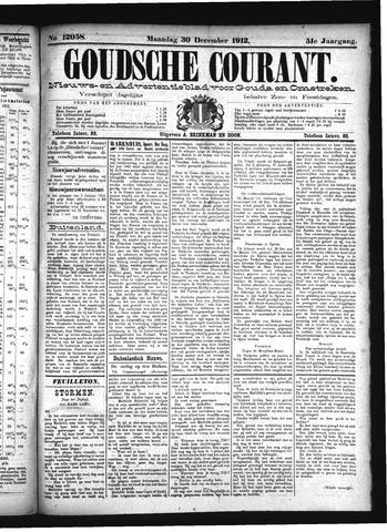 Goudsche Courant 1912-12-30