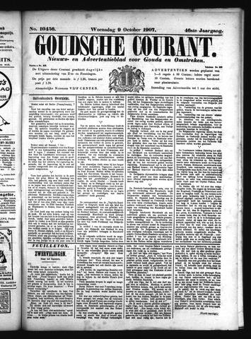 Goudsche Courant 1907-10-09