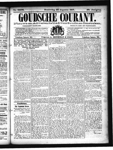 Goudsche Courant 1917-08-23