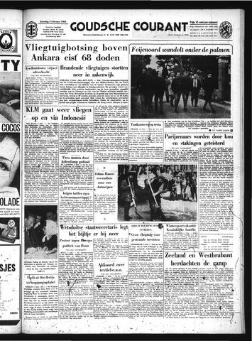 Goudsche Courant 1963-02-02