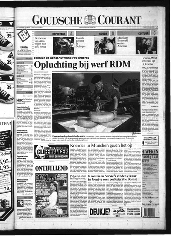 Goudsche Courant 1993-06-25