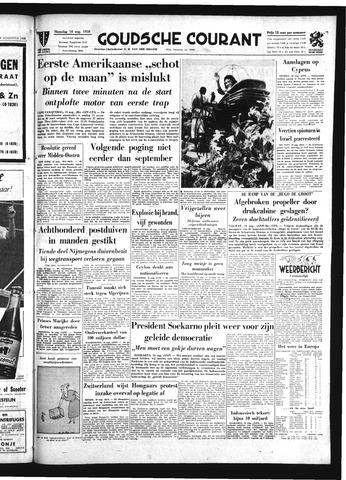 Goudsche Courant 1958-08-18
