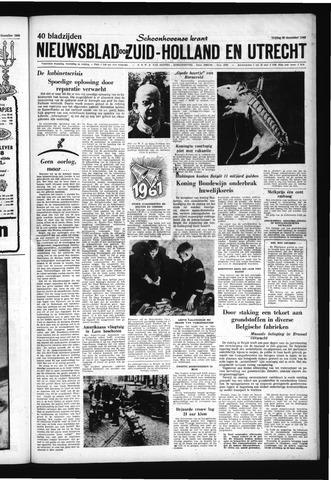 Schoonhovensche Courant 1960-12-30