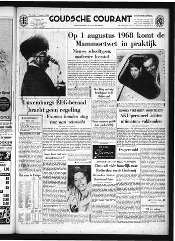 Goudsche Courant 1966-01-19