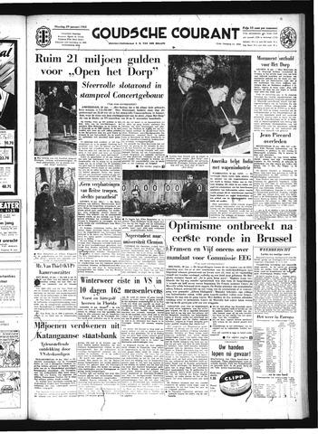 Goudsche Courant 1963-01-29