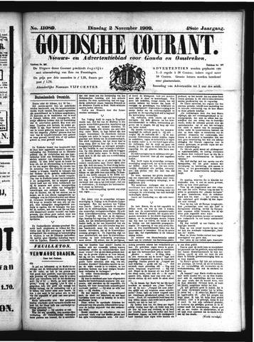 Goudsche Courant 1909-11-02