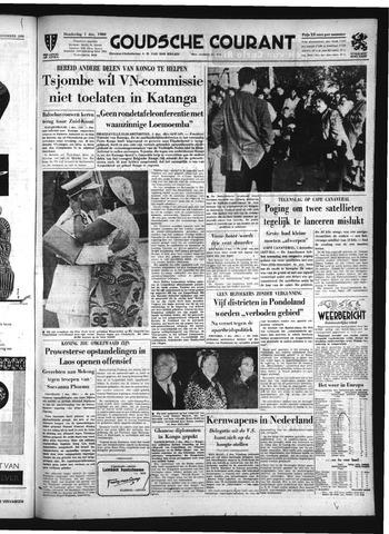 Goudsche Courant 1960-12-01