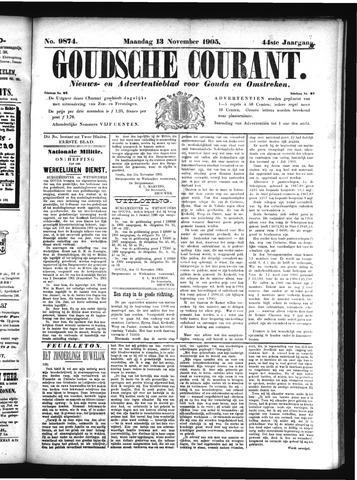 Goudsche Courant 1905-11-13