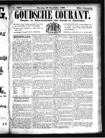 Goudsche Courant 1897-09-28