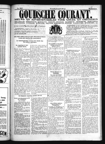Goudsche Courant 1939-04-26