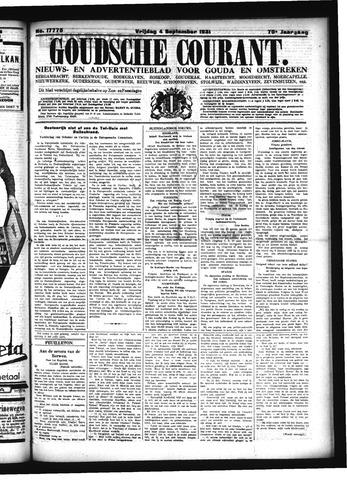 Goudsche Courant 1931-09-04