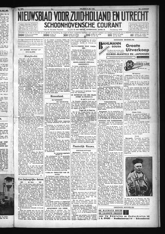 Schoonhovensche Courant 1931-07-24