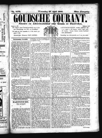 Goudsche Courant 1900-04-25