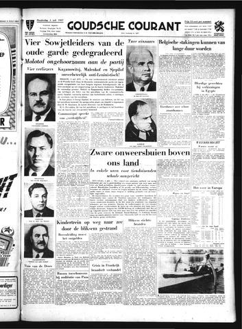 Goudsche Courant 1957-07-04