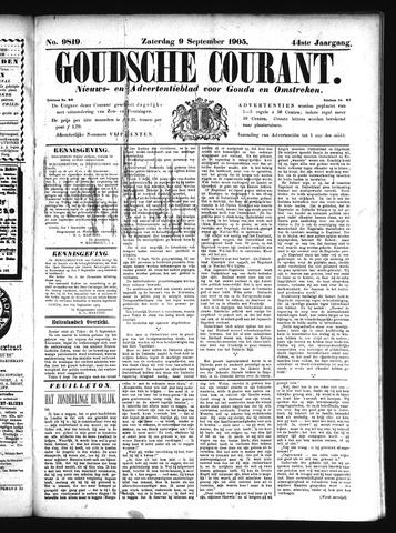 Goudsche Courant 1905-09-09