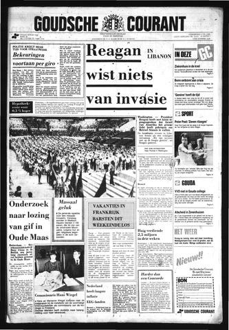 Goudsche Courant 1982-07-01