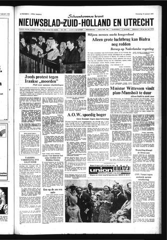 Schoonhovensche Courant 1969-01-29