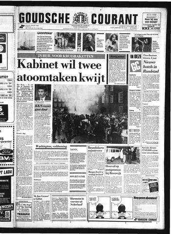 Goudsche Courant 1985-11-02