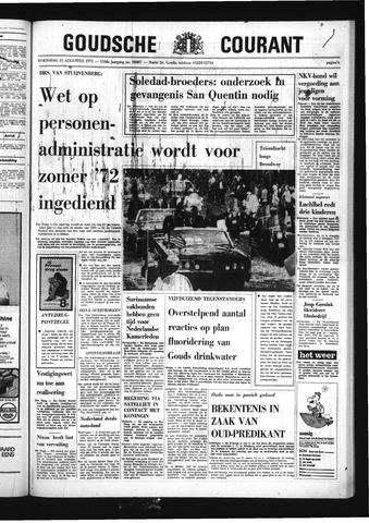 Goudsche Courant 1971-08-25