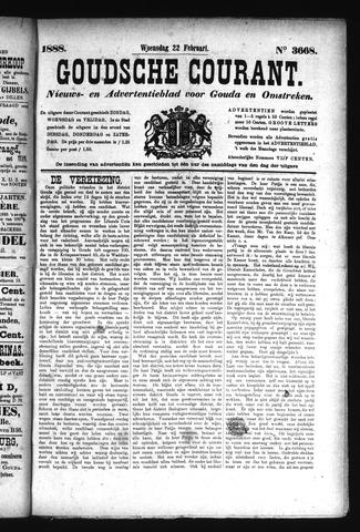 Goudsche Courant 1888-02-22