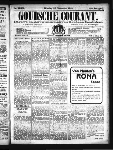 Goudsche Courant 1912-11-26