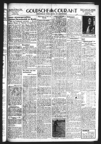 Goudsche Courant 1944-03-27