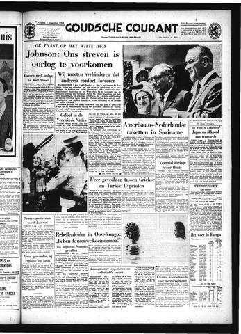 Goudsche Courant 1964-08-07